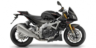 2019 Aprilia Tuono V4 1100 Factory Summit Attack