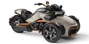 2019 Can-Am Spyder F3 S Special Series
