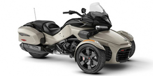 2019 Can-Am Spyder F3 T