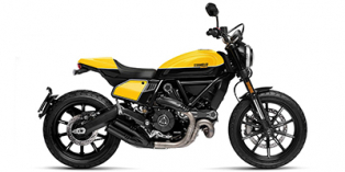 2020 Ducati Scrambler® Full Throttle