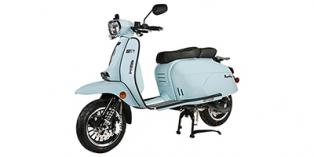 2020 Genuine Scooter Co. Royal Alloy Grand Tourer 150