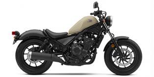 2019 Honda Rebel® 500