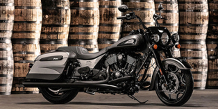 2019 Indian Springfield® Jack Daniels Limited Edition Indian Springfield DarkHorse