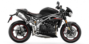 2019 Triumph Speed Triple RS