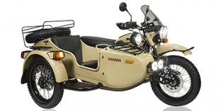 2019 Ural Gear-Up Sahara SE