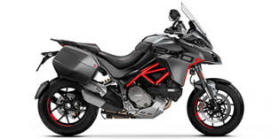 2020 Ducati Multistrada 1260 S Grand Tour