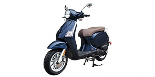 2020 Genuine Scooter Co. Urbano 50i