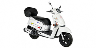 2020 KYMCO Like 200i Limited Edition