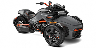 2021 Can-Am Spyder F3 S Special Series