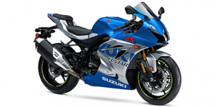 2021 Suzuki GSX-R 1000R 100th Anniversary Edition
