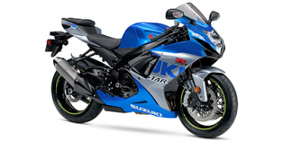 2021 Suzuki GSX-R 600 100th Anniversary Edition
