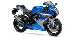 2021 Suzuki GSX-R 750 100th Anniversary Edition