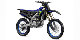 2021 Yamaha YZ 450F Monster Energy Yamaha Racing Edition