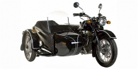 2008 Ural Retro 750 With Sidecar