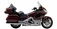 2006 Honda Gold Wing Audio / Comfort / Navi