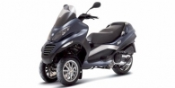 2008 Piaggio MP3 Three Wheeler 400