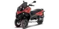 2008 Piaggio MP3 Three Wheeler 500