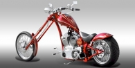 2010 Big Bear Choppers Merc Softail