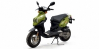 2009 Genuine Scooter Co. Roughhouse R50