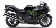 2009 Kawasaki Ninja ZX-14 Monster Energy