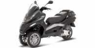 2009 Piaggio MP3 Three Wheeler 250