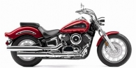 2009 Yamaha V Star 1100 Custom