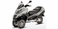 2010 Piaggio MP3 Three Wheeler 250