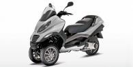 2011 Piaggio MP3 Three Wheeler 250