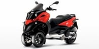 2011 Piaggio MP3 Three Wheeler 500