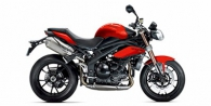 2011 Triumph Speed Triple ABS
