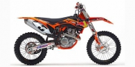 2012 KTM SX 450 F Factory Edition