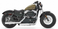 2013 Harley-Davidson Sportster® Forty-Eight