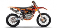 2013 KTM SX 450 F Factory Edition