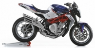 2015 MV Agusta Brutale 1090 RR with ABS