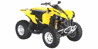 2009 Can-Am™ Renegade 800R EFI