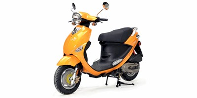 2013 Genuine Scooter Co. Buddy 50
