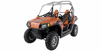 2009 Polaris Ranger™ RZR™ 800 LE Nuclear Sunset
