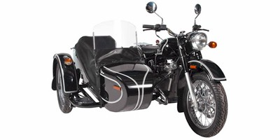 2009 Ural Retro 750 With Sidecar