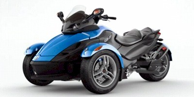 2010 Can-Am™ Spyder Roadster RS