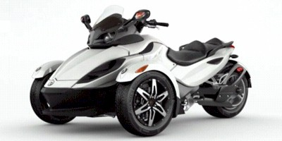2010 Can-Am™ Spyder Roadster RS-S