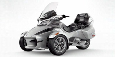 2010 Can-Am™ Spyder Roadster RT