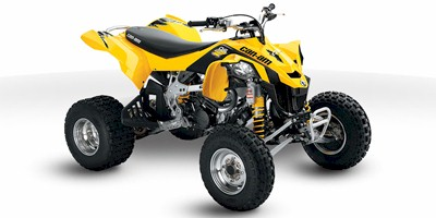 2012 Can-Am™ DS 450 EFI