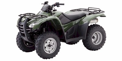 2010 Honda FourTrax Rancher™ 4X4 ES With Power Steering