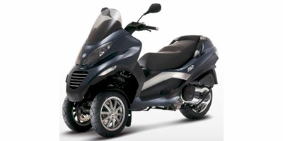 2010 Piaggio MP3 Three Wheeler 400