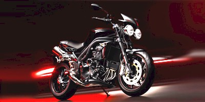 2010 Triumph Speed Triple 15th Anniversary Special Edition