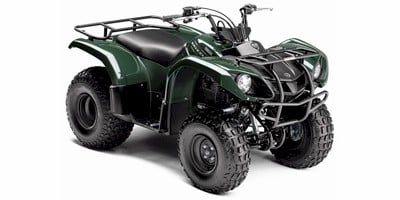 2010 Yamaha Grizzly 125 Automatic