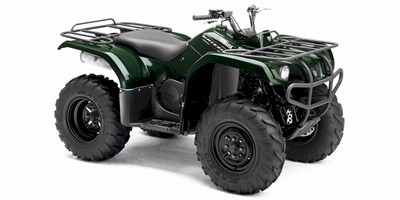 2011 Yamaha Grizzly 350 Automatic