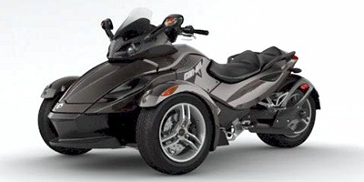 2013 Can-Am™ Spyder RS