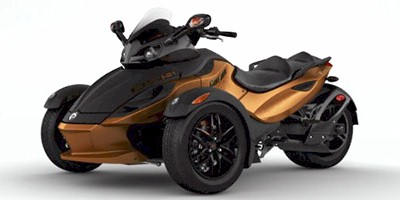 2011 Can-Am™ Spyder Roadster RS-S