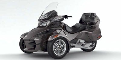 2013 Can-Am™ Spyder RT